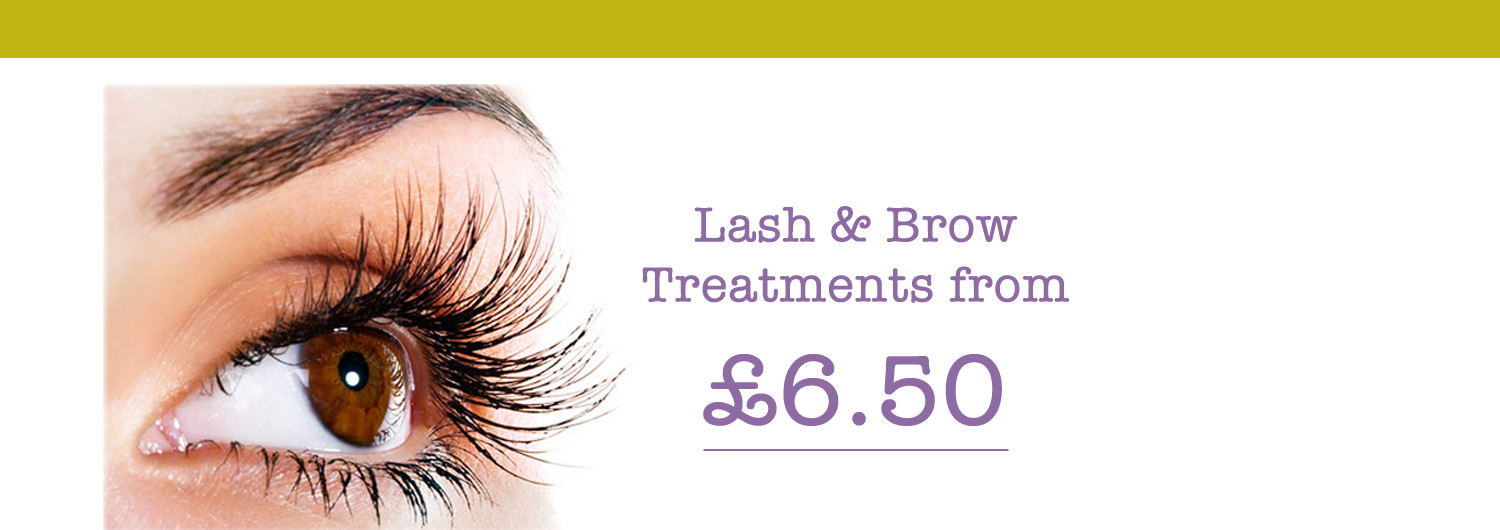 Affordable Eyelash Treatments